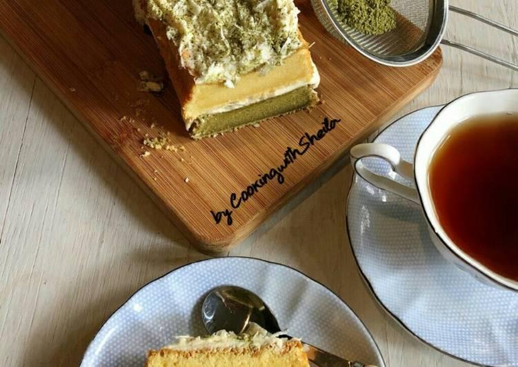 Lapis Bolu German Green Tea