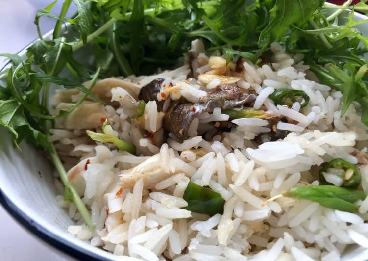 Resep: Khao Maew (Nasi Kucing Thailand) beneran ENAK dan ngga boros bahan, cuma boros nasi ala resto
