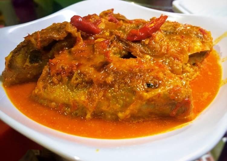 Cara memasak Ikan Nila Gulai Tempoyak #bikinramadanberkesan enak