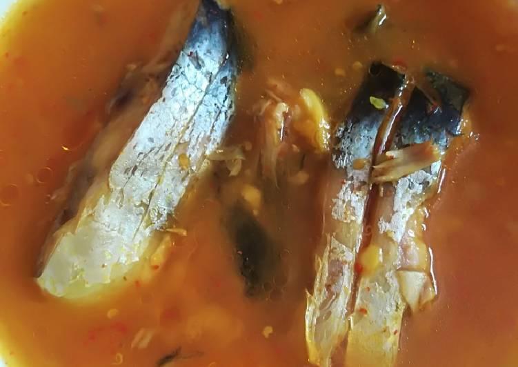 Resep: Gulai tempoyak ikan patin sedap