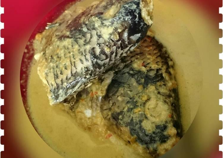 Resep: Gulai Ikan Nila Tempoyak yang menggugah selera