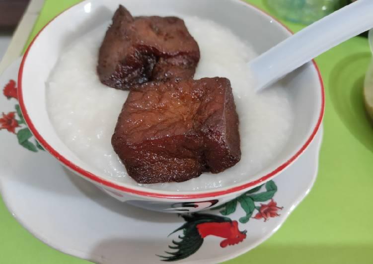 Resep: Bubur dari nasi lezat