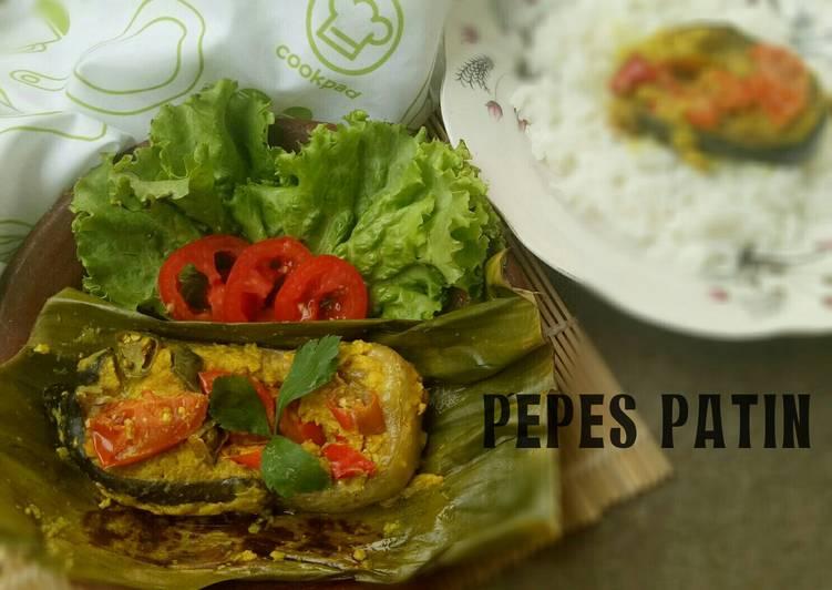 Resep: Pepes (pais patin) lezat