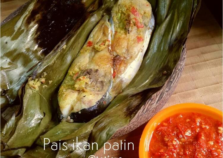 Resep: Pais ikan PATIN enak