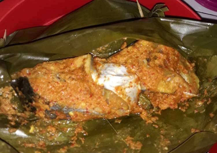 Resep: Pepes ikan patin ala resto